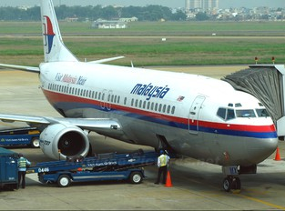 9M-MMX - Malaysia Airlines Boeing 737-400