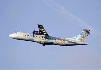 EI-REO - Aer Arann ATR 72 (all models)