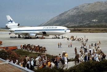 OH-LHB - Finnair McDonnell Douglas DC-10