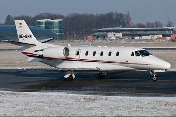 OE-GME - Air Styria Cessna 560XL Citation Excel