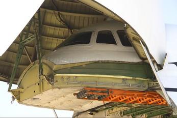 UR-ZYD - Maximus Air Cargo Antonov An-124
