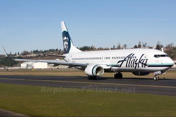 N518AS - Alaska Airlines Boeing 737-800
