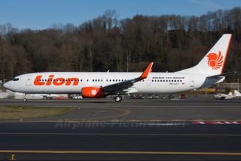 PK-LFT - Lion Airlines Boeing 737-900