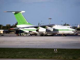 5A-DND - Libyan Air Cargo Ilyushin Il-76 (all models)