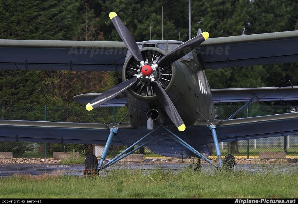 Private F-AZHB aircraft at Lognes - Emerainville