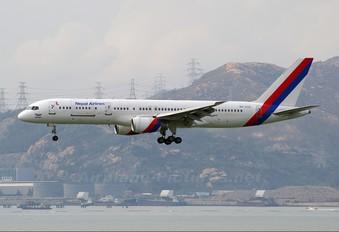 9N-ACB - Nepal Airlines Boeing 757-200