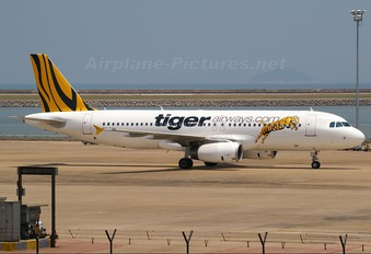 9V-TAH - Tiger Airways Airbus A320