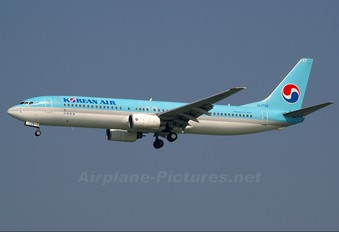 HL7726 - Korean Air Boeing 737-900