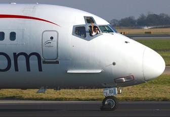 HB-JIB - Hello McDonnell Douglas MD-90