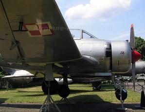 0710 - Poland - Air Force PZL TS-8 Bies