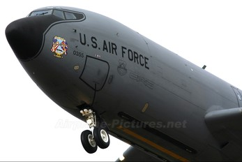 60-0355 - USA - Air Force Boeing KC-135R Stratotanker