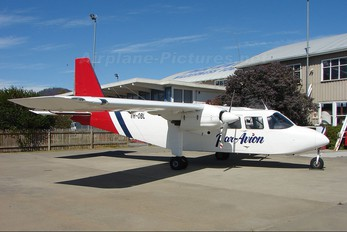 VH-OBL - Airlines of Tasmania Airport Britten-Norman BN-2 Islander