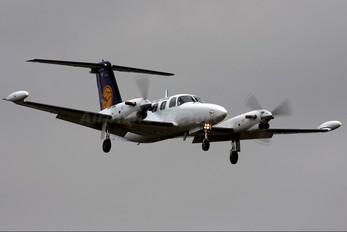 D-IOSB - Lufthansa Flight Training Piper PA-42 Cheyenne