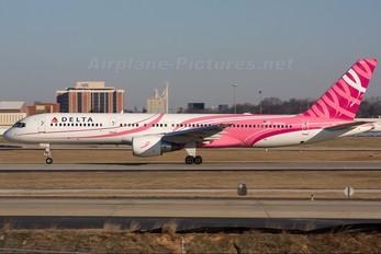 N610DL - Delta Air Lines Boeing 757-200