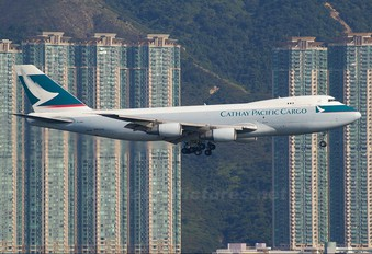 B-HME - Cathay Pacific Cargo Boeing 747-200F
