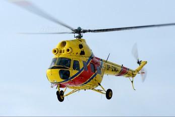 SP-ZXU - Polish Medical Air Rescue - Lotnicze Pogotowie Ratunkowe Mil Mi-2