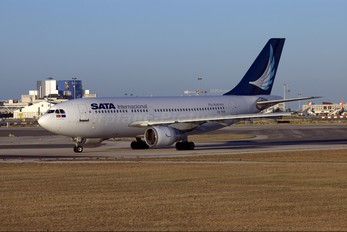 CS-TKN - SATA International Airbus A310