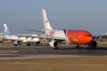 EC-HQT - TNT Airbus A300