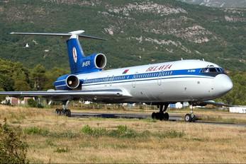 EW-85741 - Belavia Tupolev Tu-154M
