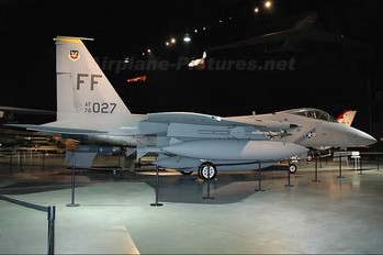 76-0027 - USA - Air Force McDonnell Douglas F-15A Eagle