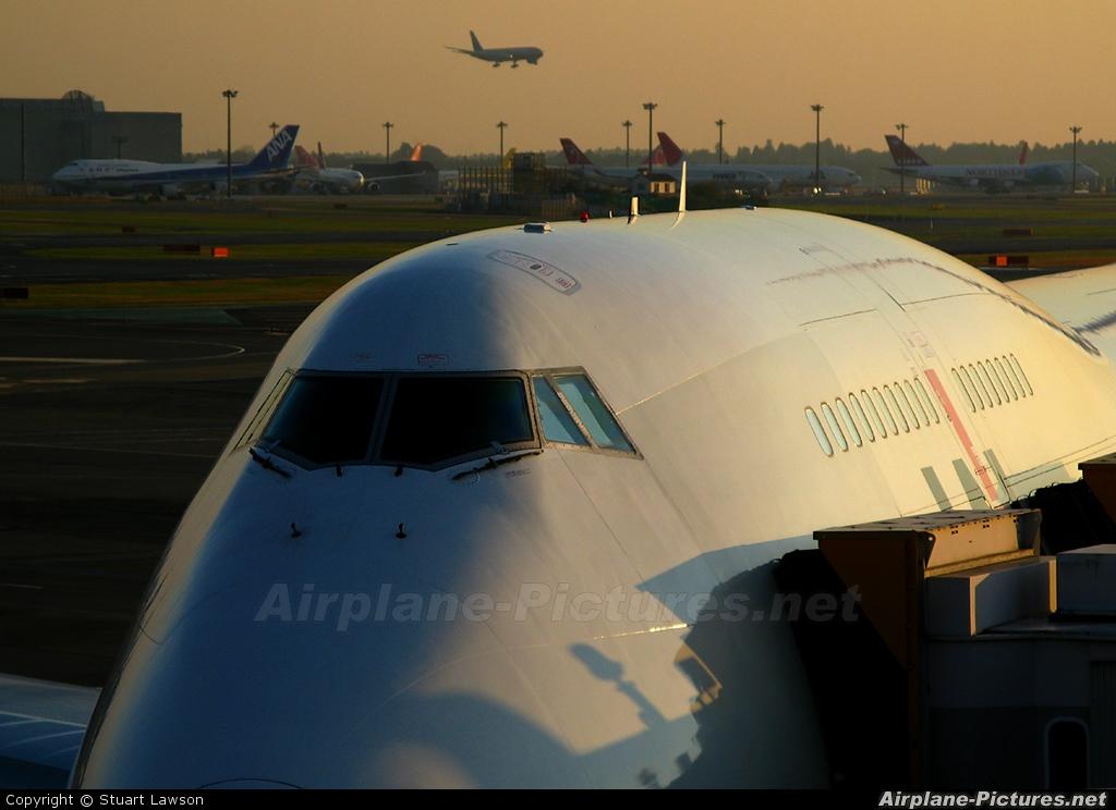 JAL - Japan Airlines JA8088 aircraft at Tokyo - Narita Intl