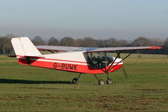 G-BUWK - Private Rans S-6, 6S / 6ES Coyote II