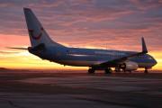 D-AHFN - Hapagfly Boeing 737-800 aircraft