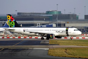 TS-INM - Afriqiyah Airways Airbus A320