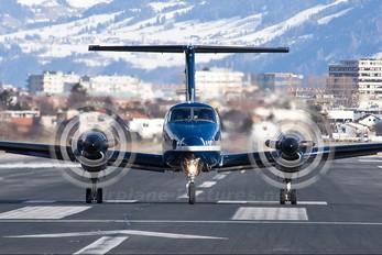 D-ICFI - Aerodata Surveys Beechcraft 200 King Air