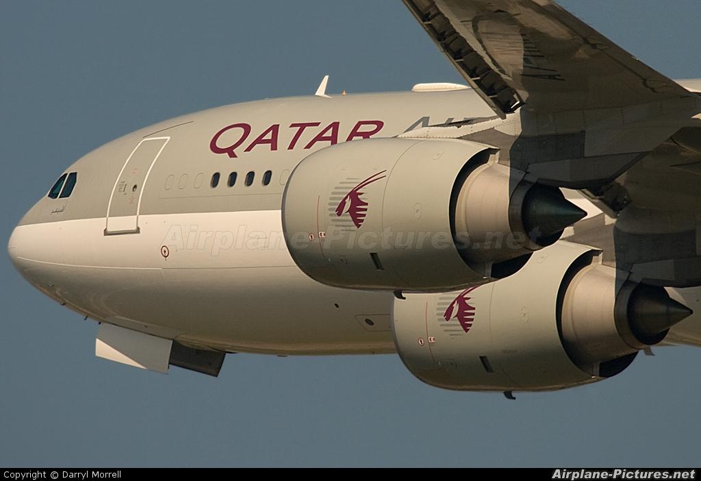Qatar Amiri Flight A7-HHH aircraft at London - Heathrow