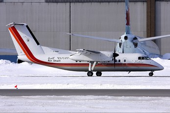 C-GAIW - Air Inuit de Havilland Canada DHC-8-100 Dash 8