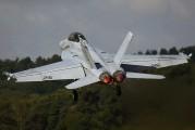 166658 - USA - Navy McDonnell Douglas F/A-18F Super Hornet aircraft