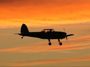 G-AORW - Skylark Aviation de Havilland Canada DHC-1 Chipmunk