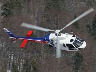 OM-IKN - EHC Service Aerospatiale AS355 Ecureuil 2 / Twin Squirrel 2
