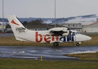 OY-PBH - Benair LET L-410 Turbolet