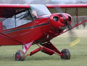 G-SUPA - Private Piper PA-18 Super Cub