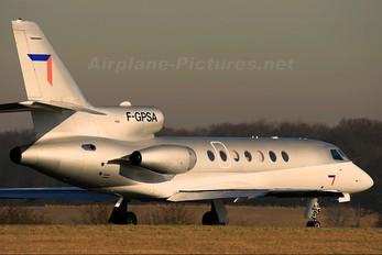 F-GPSA - Aero Services Executive Dassault Falcon 50