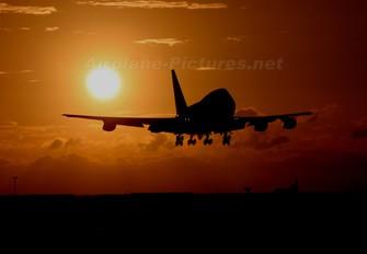- - Syrian Air Boeing 747SP