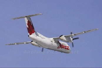 C-GONX - Air Canada Jazz de Havilland Canada DHC-8-100 Dash 8