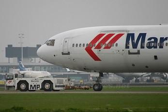 PH-MCR - Martinair McDonnell Douglas MD-11