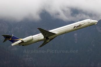 HB-JIE - Hello McDonnell Douglas MD-90
