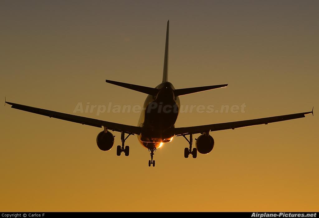 Clickair - aircraft at Barcelona - El Prat