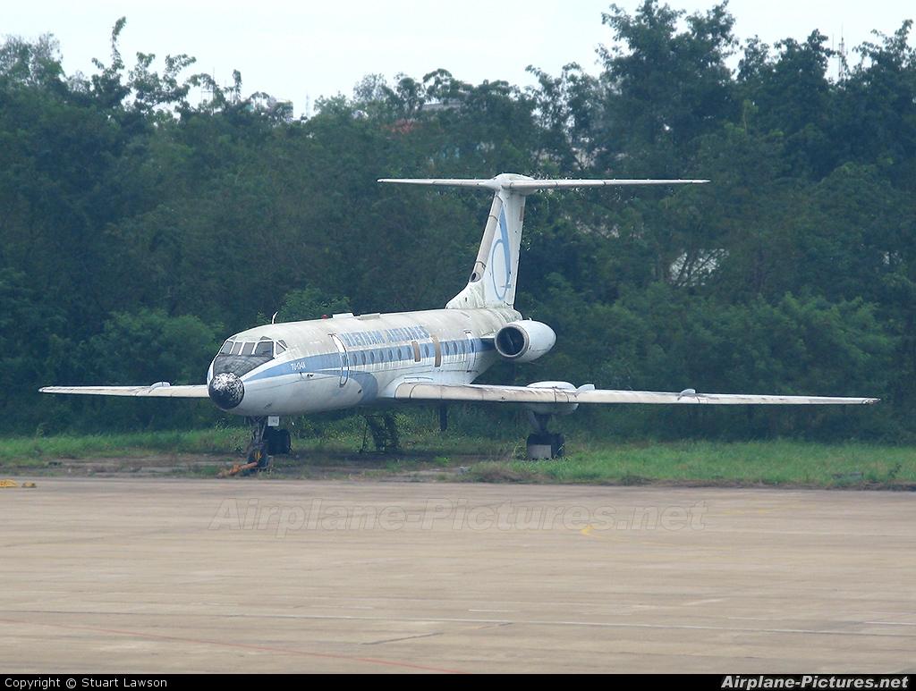 Vietnam Airlines VN-A132 aircraft at Ho Chi Minh City - Tan Son Nhat Intl