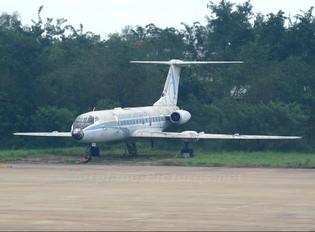 VN-A132 - Vietnam Airlines Tupolev Tu-134A
