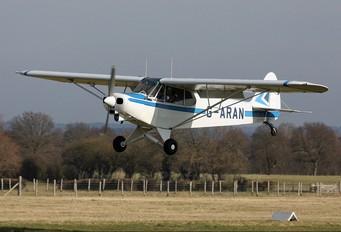 G-ARAN - Private Piper PA-18 Super Cub