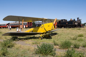 ZK-AON - Private de Havilland DH. 82 Tiger Moth