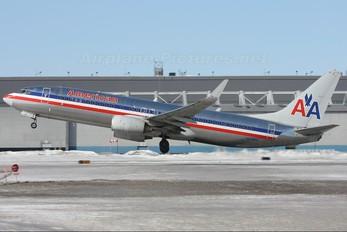N978AN - American Airlines Boeing 737-800