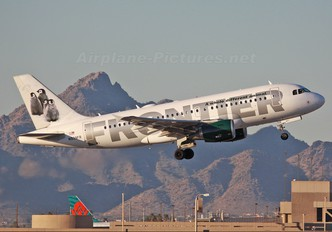N939FR - Frontier Airlines Airbus A319