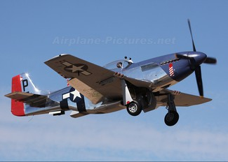 NL151BW - Private North American P-51D Mustang