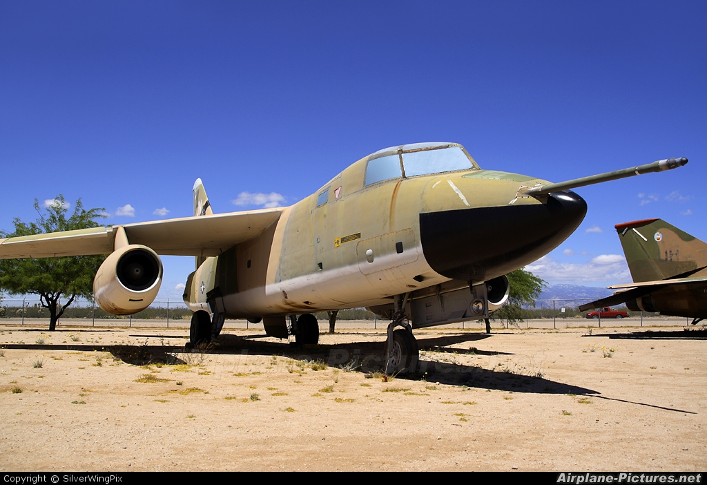 USA - Air Force 55-0395 aircraft at Tuscon - Pima Air & Space Museum